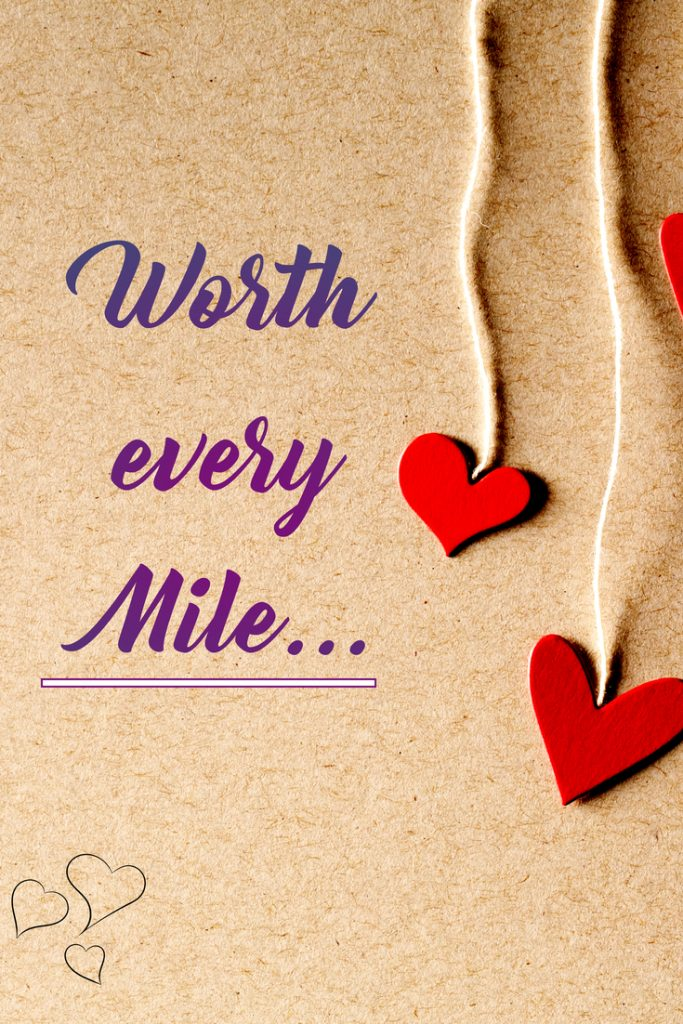 marriage is worth every mile
