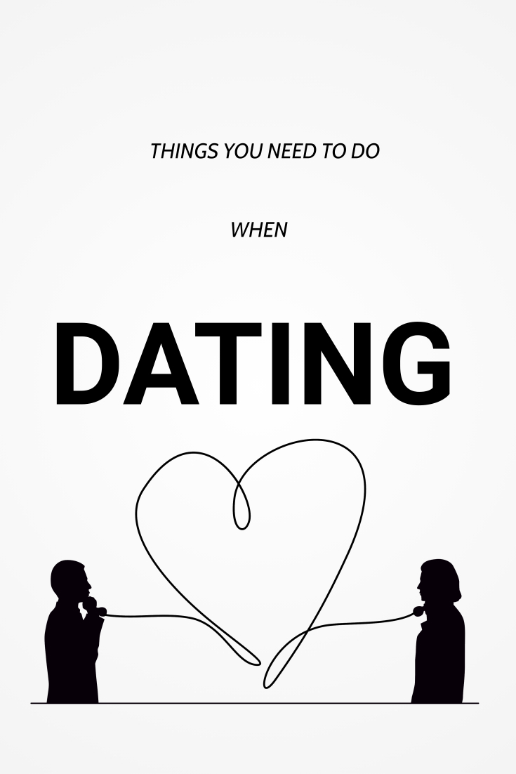 when dating