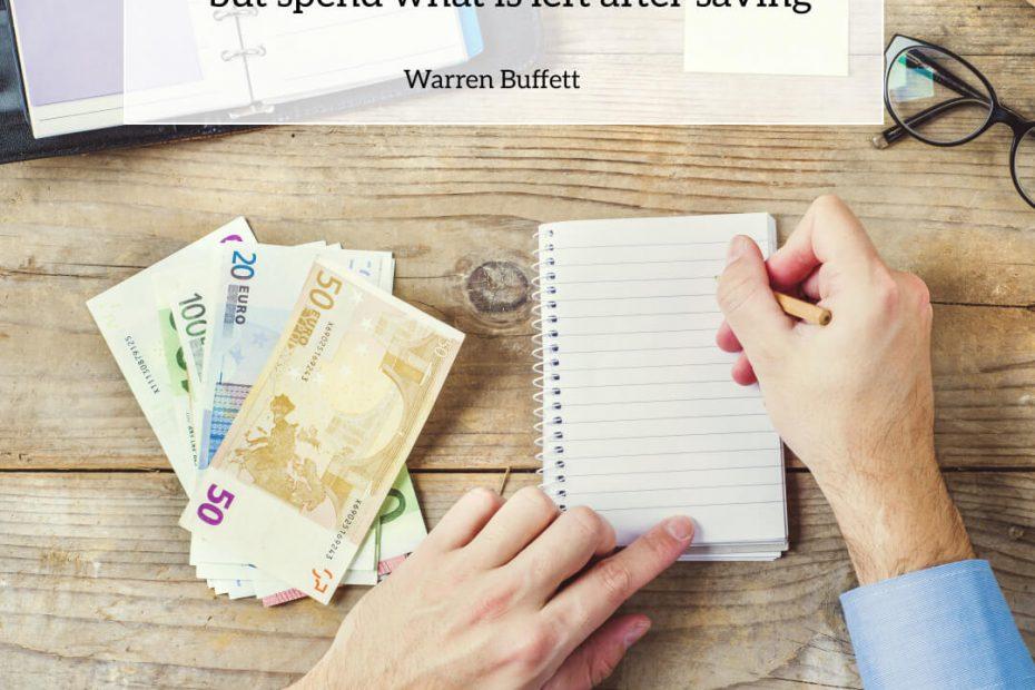 Budgeting Ann Savings