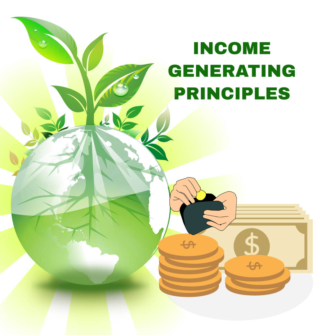 GENERATE INCOME